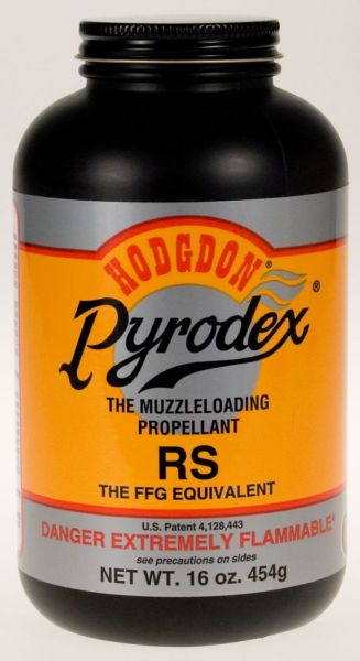 17124 HODGDON Pyrodex RS 454g