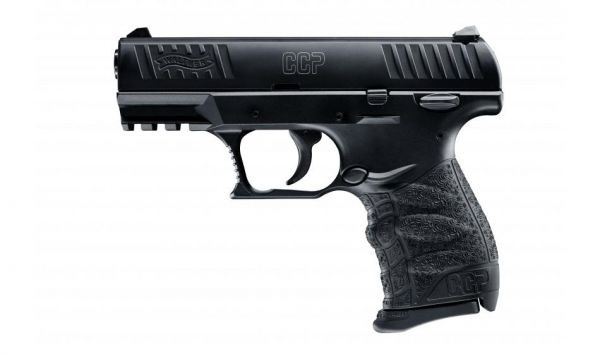 22331 WALTHER Selbstladepistole Mod.CCP Kal. 9x19