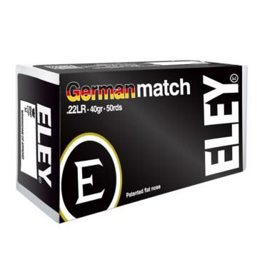 11031 ELEY German Match Kal .22LR A50