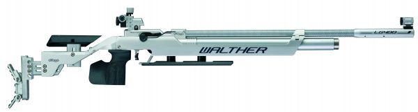 22539 Walther Pressluftgewehr LG400 Competition sport, links, Protouch, Sport Matchdio